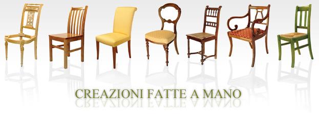 Artigiani Del Legno A Palermo.Fabbrica Sedie In Stile Benigno E Scalia Gli Artigiani